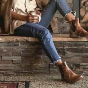 BED STU Chelesa Nandi Boots (New) 9